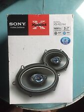 "Sony XS-R5744 5x7"" Speakers new old stock"