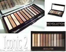 Makeup Revolution Eyeshadow Palette Iconic 2