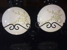 "2 BARKER BROTHERS Japan Porcelain China   6"" BOWLS w/ Flowers 63-293P"