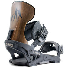 JONES SNOWBOARDS Men's Apollo Snowboard Bindings - 2020 - M - Black