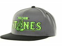 Volcom Mascot 2-Tone Men's Adjustable Snapback Cap Hat - MSRP: $26.99