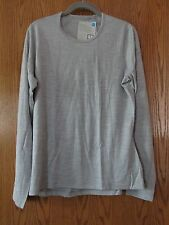 Icebreaker Merino Women's Oasis LS Crew Neck Base Shirt  - XL