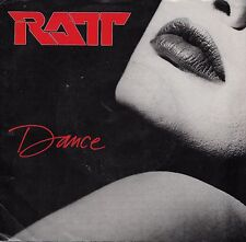 RATT  Dance / Take A Chance 45 with PicSleeve
