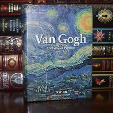 Vincent Van Gogh The Complete Paintings New Sealed Hardcover Collectible Gift