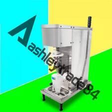 manual yogurt fruit ice cream blender/mixer machine,big cone cup
