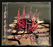 Ian Parry's Consortium Project - S/T CD (1999 InsideOut Music) Kamelot Ayreon
