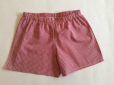 Gingham Modesty Under shorts for under school uniforms any colour & size.