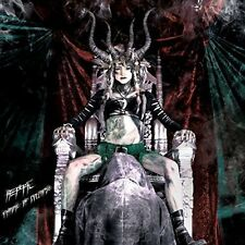 Reptil - Throne Of Collapse CD New/Sealed