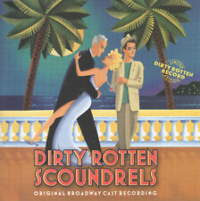 Dirty Rotten Scoundrels: Original Broadway Cast Recording (CD) Limited Edition