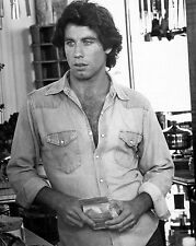 """JOHN TRAVOLTA IN THE FILM """"MOMENT BY MOMENT"""" - 8X10 PUBLICITY PHOTO (AA-663)"""