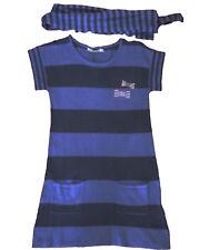 Vestidos niña de Losan,azul ,talla 8