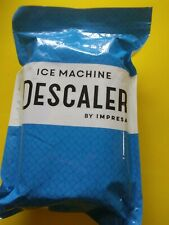 2-Pack Ice Machine Descaler By Impresa, Made in Usa