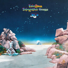 Yes - Tales From Topographic Oceans [New Vinyl] 180 Gram