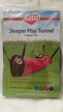 Kaytee Simple Sleeper Play Tunnel Green