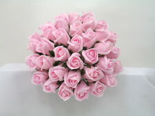 Wedding Bouquet, Brides Rose Posy in Baby Pink, Bridesmaid, Wedding Flowers