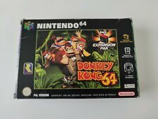 Donkey Kong 64 sans expansion pak nintendo 64