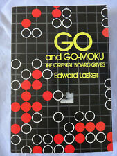 Go and Go Moku by Edward Lasker (2011, Paperback)