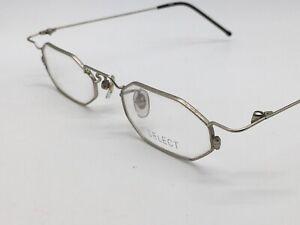 Select True Vintage Glasses 5083 Small Glasses 8 Angular Octagon 1990er Medium