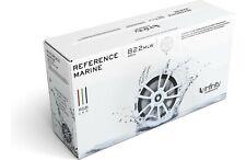 "Infinity 822MLW 8"" Marine Coaxial Speaker - White"