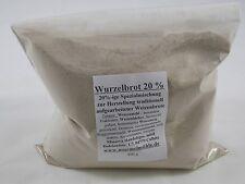 500 g WURZELBROT, Brotbackmischung, Wurzelsepp, nur 20 % Zugabe (1kg 7,98€)