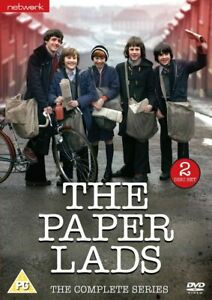 The Paper Lads - The Complete Series BRAND NEW SEALED DVD