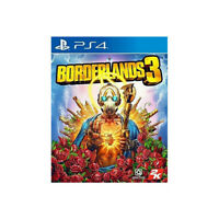 Borderlands 3 Sony PlayStation PS4 2019 English Chinese Factory Sealed