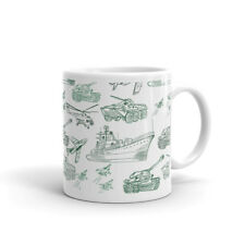 Armed Forces RAF Army Navy Khaki Gift - High Quality 10oz Coffee Tea Mug #8166