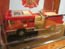 Code 3 CITY Of LOS ANGELES Red SEAGRAVE PUMPER 1:64 Scale #02450 MIB