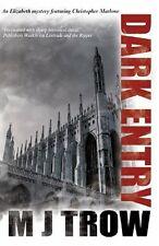 Dark Entry (A Christopher Marlowe Mystery)