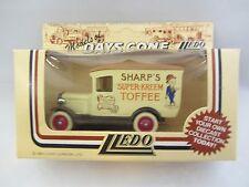 LLEDO   Days-Gone  1934 Chevrolet Van  Cream  #21000  Sharp's Toffee  NIB  (1)