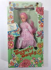 Ultra Rare Vintage 70's Greek Polfi Toy Doll Sindy Pedigree Bootleg Sweet Sandy