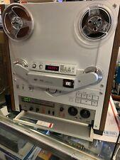 Vintage AKAI GX-747 Reel To Reel Tape Player Used Vintage tape deck working