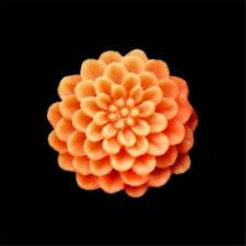 flower sea anemone shape silicone fondant cake mould decorating mold baking_hc
