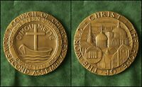 1954 World Council of Churches. Christ Religious