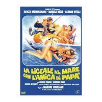 Quinto Piano dvd Liceale al Mare con L'amica di Papa' (la) 1980 Film - Comico/co
