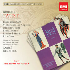 Charles Gounod : Gounod: Faust CD 4 discs (2012) ***NEW*** Fast and FREE P & P
