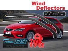 SEAT LEON  III  3D  2013 -  Wind deflectors  2.pc HEKO 28255
