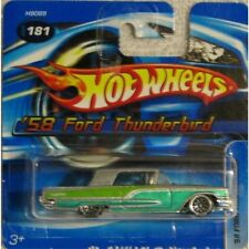 Véhicules miniatures multicolores Hot Wheels 1:64