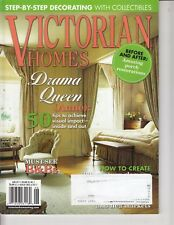 Victorian Homes Magazine June 2011 - Must see B&B's - Drama Queen ( Anne ) Porch