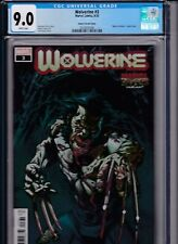 WOLVERINE#3 RANEY  VARIANT EDITION COVER!   CGC 9.0 JUST GOT IN!!