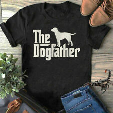 The Dogfather Labrador Funny Dog Owner T-shirt, New Gift