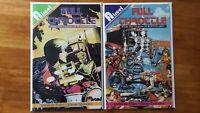 Full Throttle 1-2 MATURE READERS Aircel High Grade Comic Book RM13-120
