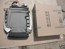 AUDI A6 A7 SITZBEZUG LEDER TITANGRAU SITZBELEGUNGSERKENNUNG 4G8898522AA BC3 NEU