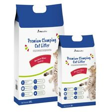 AllPetSolutions Low Dust Clumping Cat Litter with Maximum Odour Control 5 10 20L