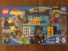 LEGO DUPLO 10842 Batcave Challenge NISB FREE SHIP