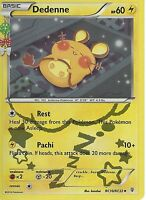 POKEMON GENERATION RADIANT COLLECTION - DEDENNE RC10/RC32 HOLO
