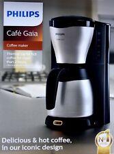 Philips Kaffee-Filtermaschine HD 7546/20 Gaia Edelstahl