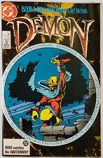 DEMON #1 (1986 Series) (DC) Fine