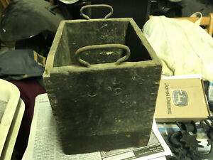 Willard battery box #A 1203