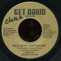 "detroit disco funk 7"" KELLIE & DON EVANS Crack Steppin MP3 Drum Break Get Down"